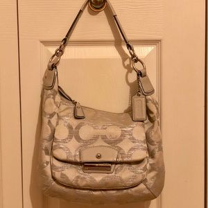 Grey Coach Purse